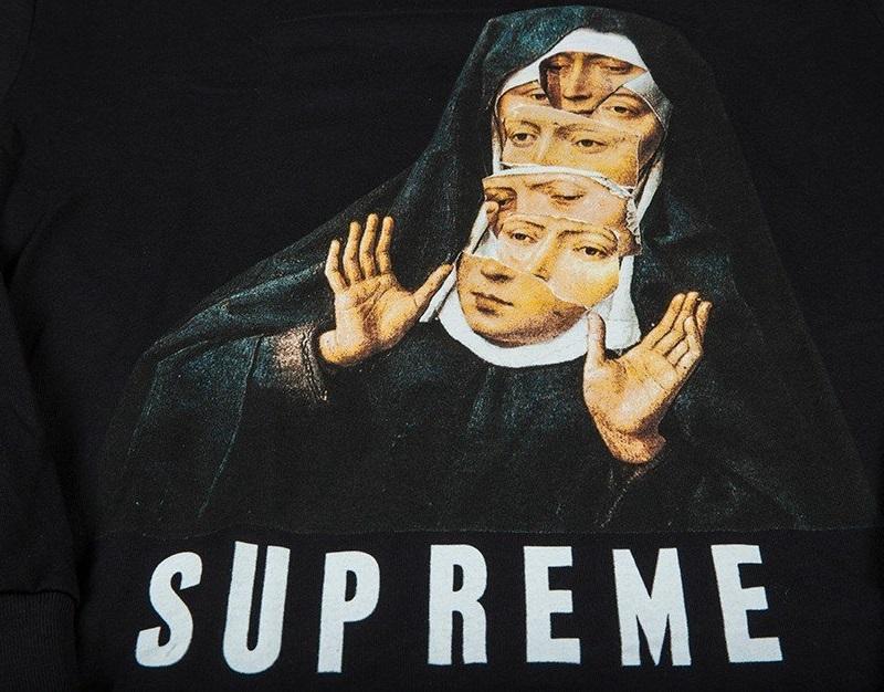 Supreme Nun Tee, képforrás: Project Blitz