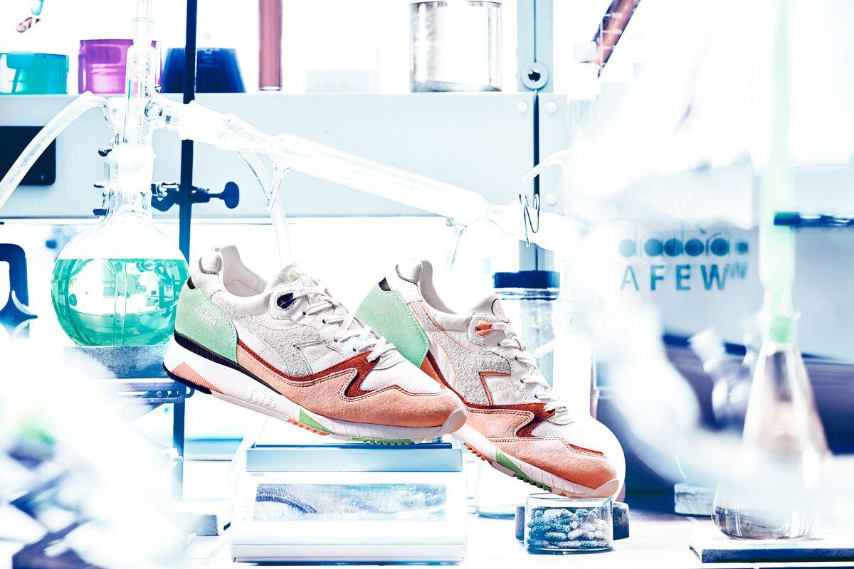 Afew x Diadora v7000 'Highly Addictive'