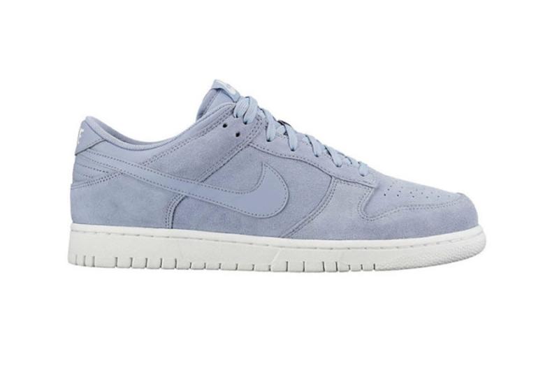 Nike Dunk Low - Pastel Pack //Glacier Grey