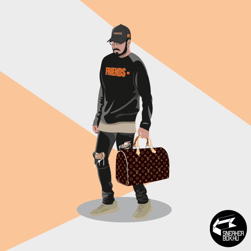 Magyar sneakerhead törzsek: A High-End Hypebeast