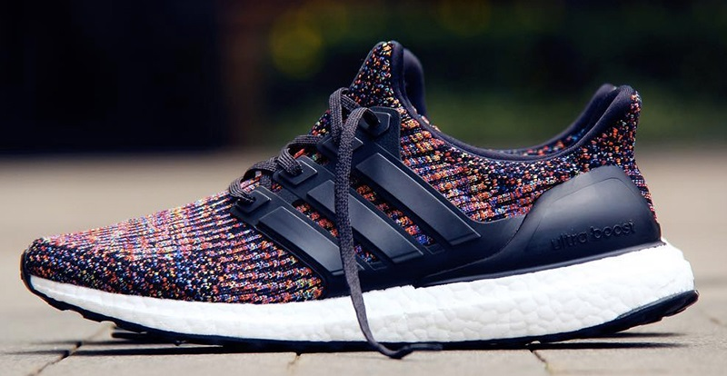 adidas Ultra Boost 3.0 Multi Color (CG3004 - 59 990 Ft)