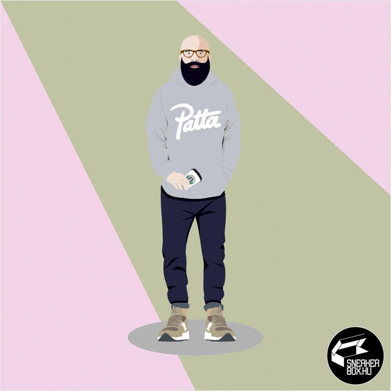 Magyar Sneakerhead Törzsek: A Gourmand