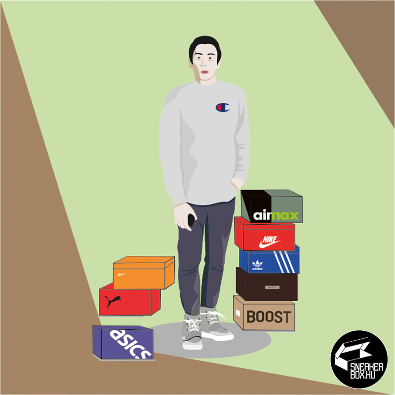 Magyar Sneakerhead Törzsek: A Gyűjtő