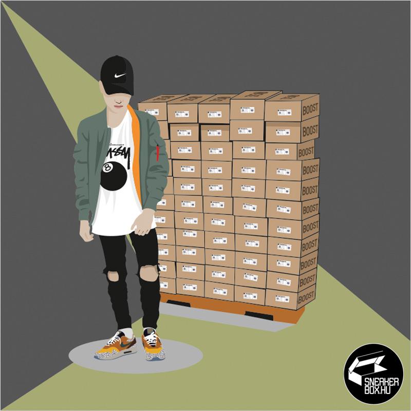 Magyar Sneakerhead Törzsek: A Reseller
