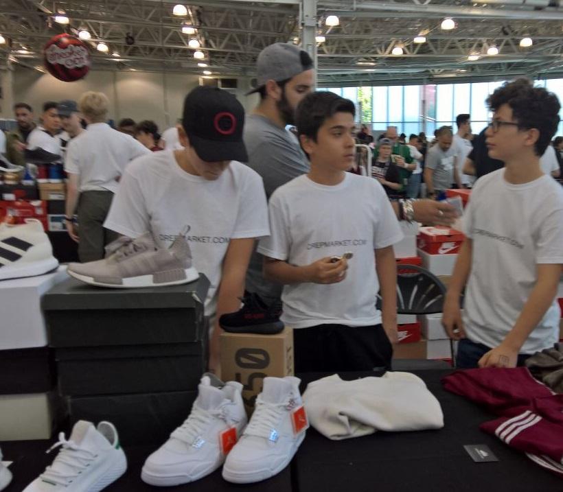 Sneaker Con London 2017 - galéria