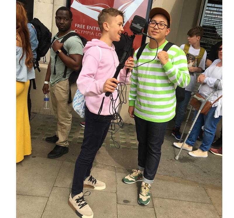 Sneaker Con 2017 London - galéria