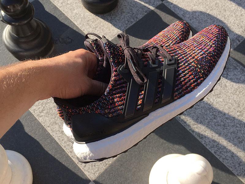 Multi-color színállásban is itt az adidas Ultra Boost
