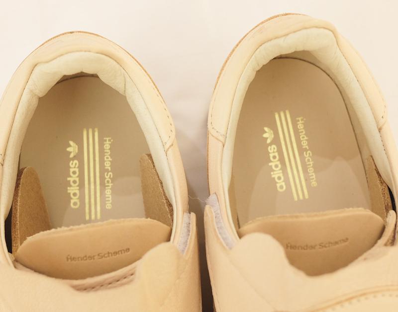 Hender Scheme adidas Micropacer - ebben már ott van az adidas branding