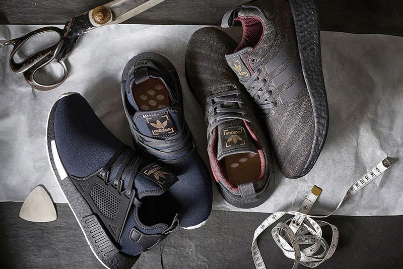 Size? x Henry Poole x adidas NMD kollekció
