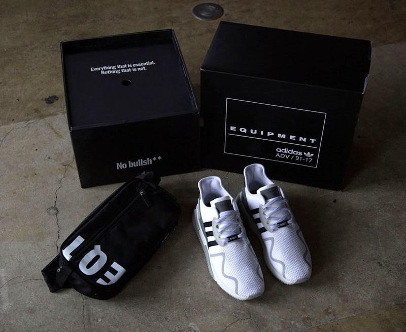 Adidas EQT Cushion ADV Friends and family - képforrás: Sneaker News