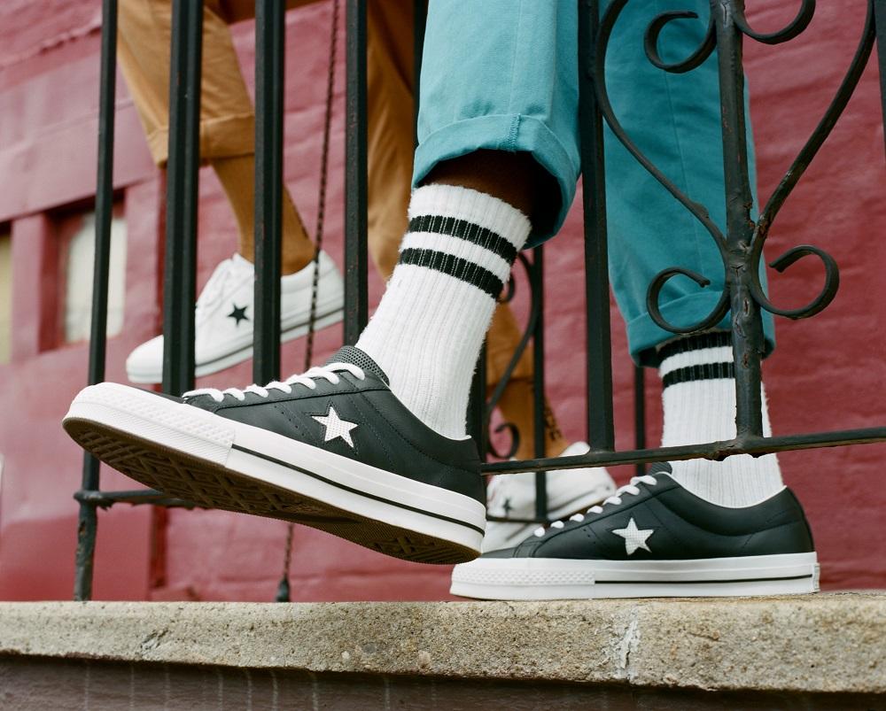 Converse One Star cipők srácoknak