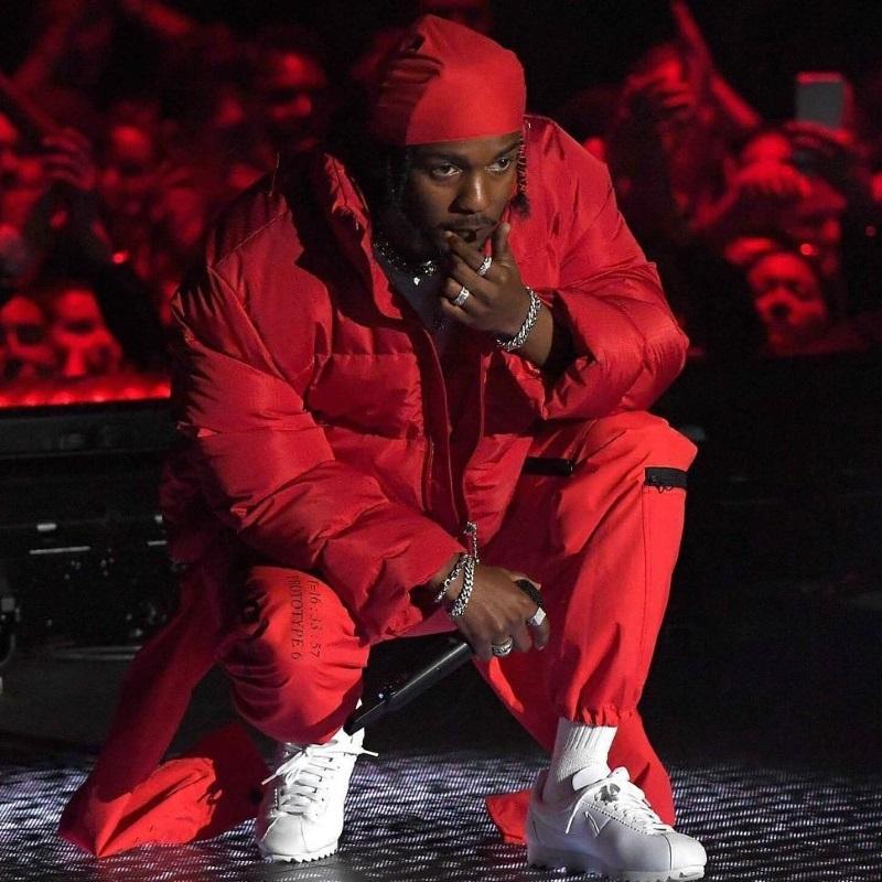 Kendrick Lamar a VMA gálán
