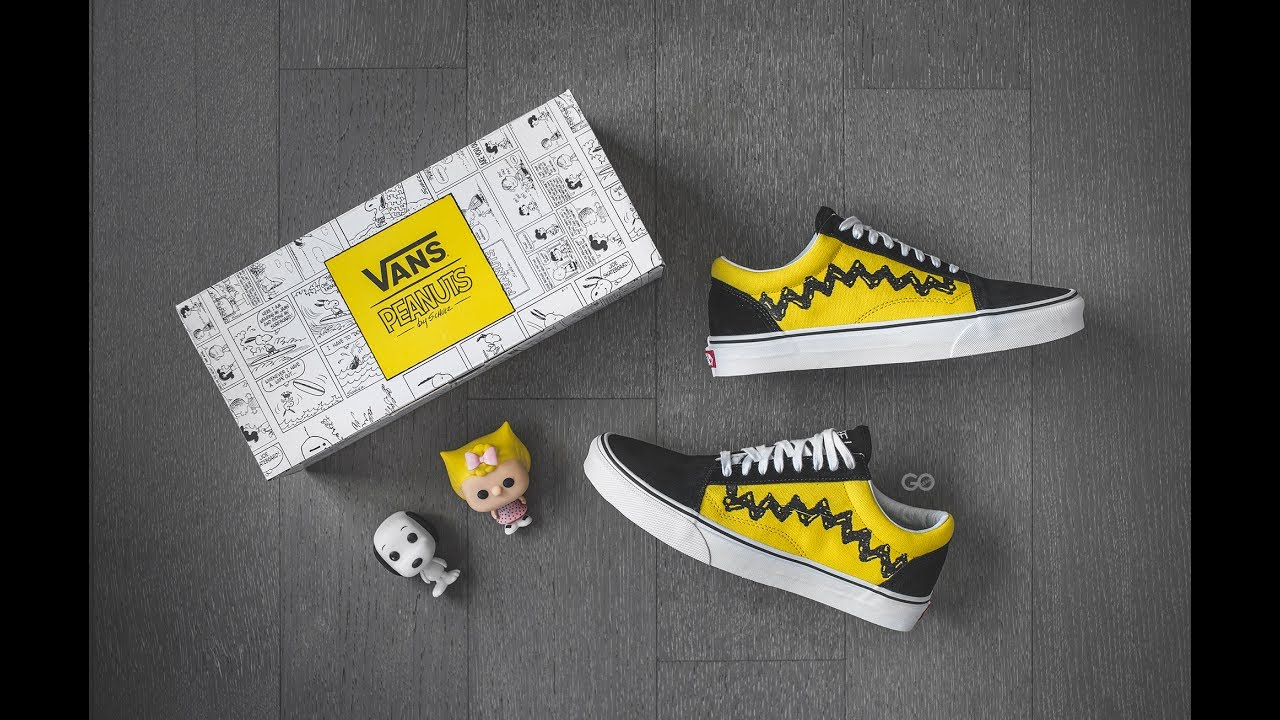 Vans x Peanuts - Visszatértek a rajzfilmfigurák! - sneakerbox.hu blog 5fc8e623b7