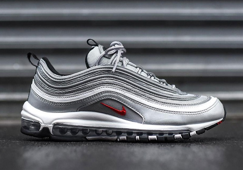 Nike Air Max 97 'Silver Bullet' - 2017 release
