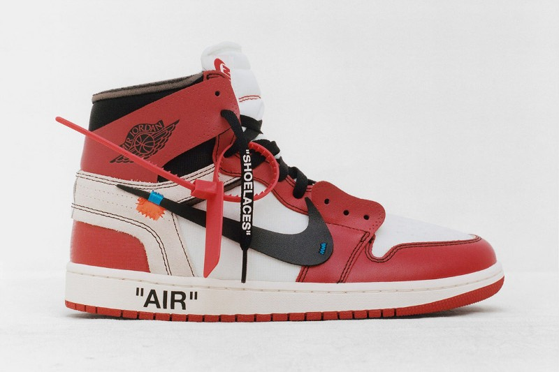 Nike x Off-White collab: Jordan 1