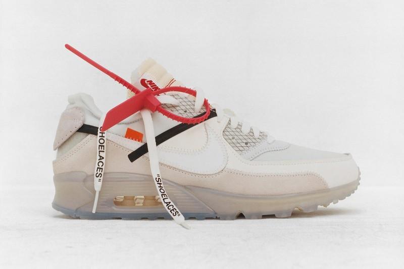 Nike x Off-White: Air Max 90
