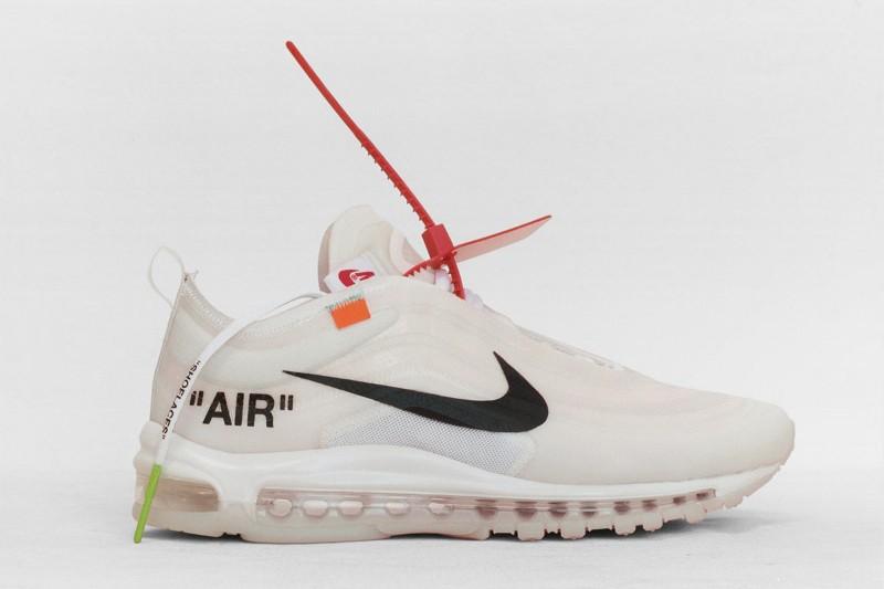 Nike x Off-White: Air Max 97