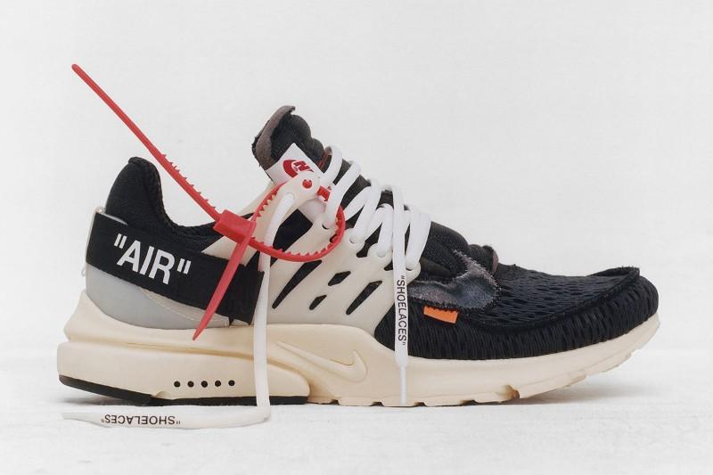 Nike x Off-White collab: Air Presto