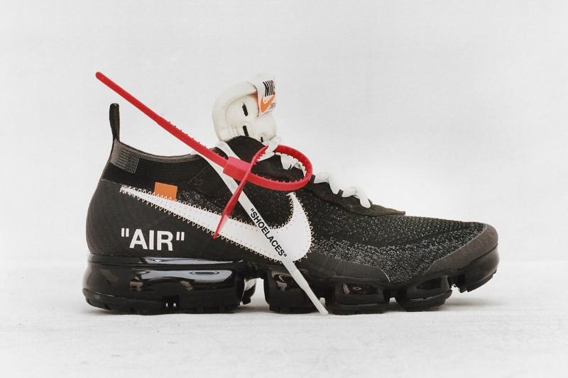 Nike x Off-White: Air Vapormax