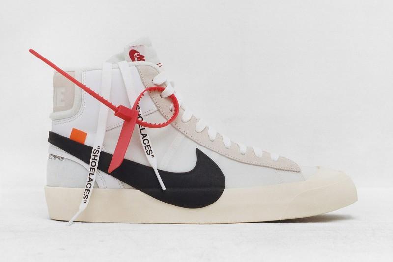 Nike x Off-White collab: Blazer Mid