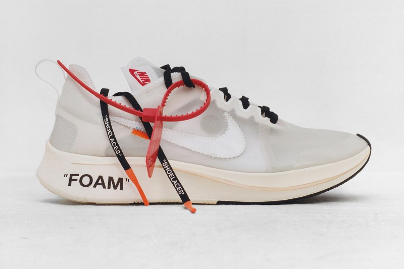 Nike x Off-White collab: Zoom Fly SP