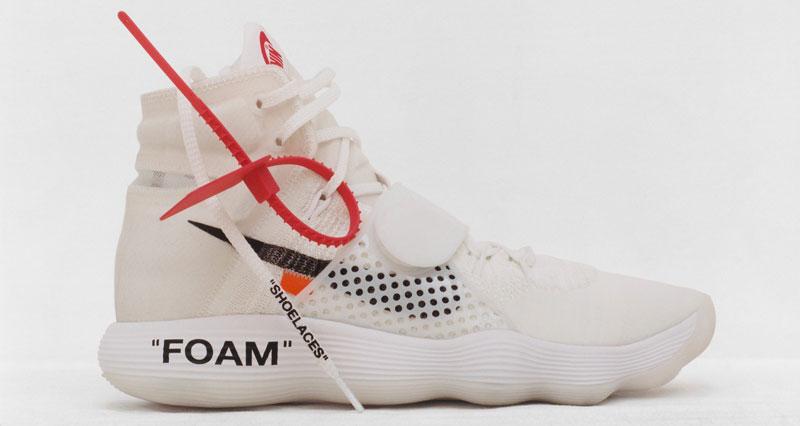 Nike x Off-White: Hyperdunk 2017