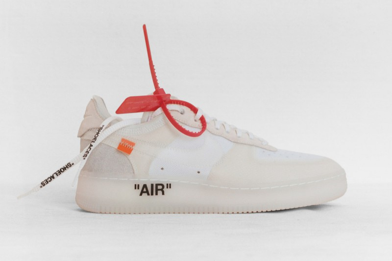 Nike x Off-White collab: Air Force 1 Low