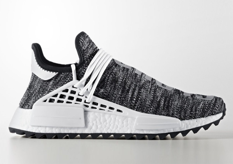 Pharrell Williams Human Race Trail (Core Black)