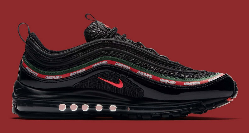 Undefeated x Nike Air Max 97 (Black)