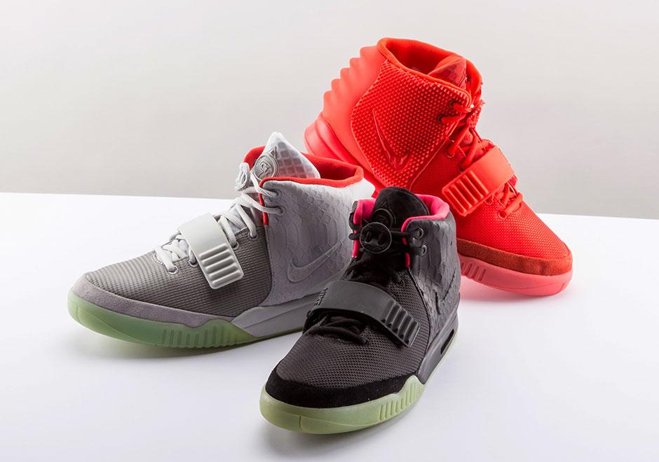 A hype a Nike Air Yeezy 2-vel kezdődött
