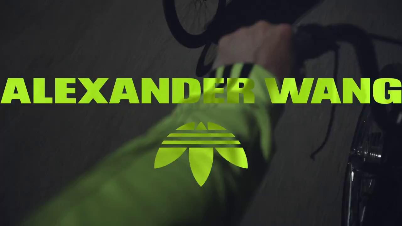 Raving & Cycling: Adidas x Alexander Wang Season 2: Drop 2