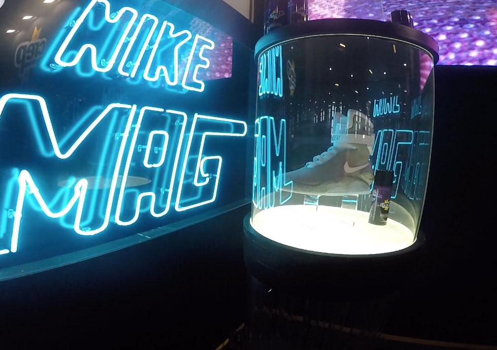 Nike Mag @ Sneakerness