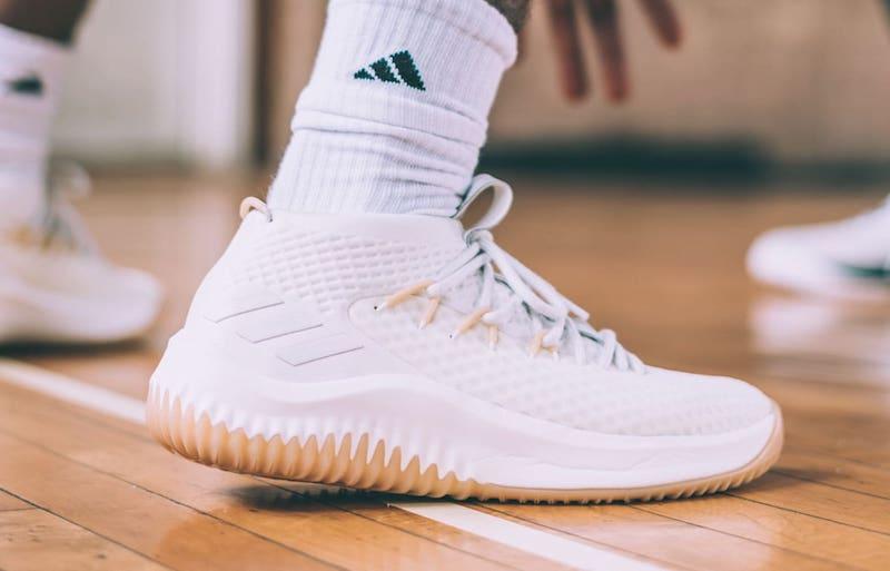 0d24034796 Megérkezett Lillard 4. cipője – adidas Dame 4 - sneakerbox.hu blog ...