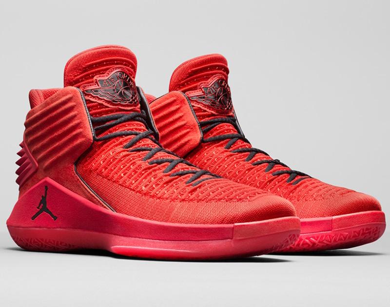 """Air Jordan 32 """"Rossa Corsa"""""""