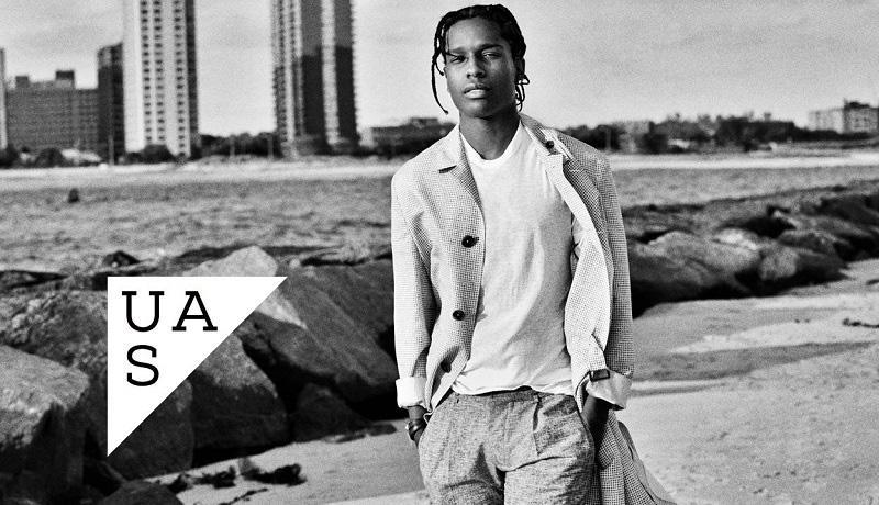 ASAP Rocky x Under Armour - Deal kipipálva