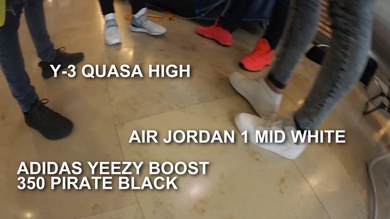 Pár hot lépő a videóból