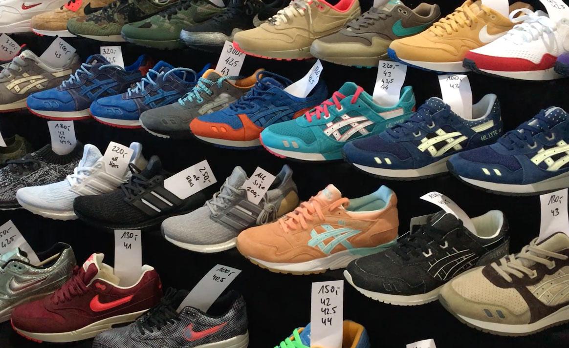 A 'Gourmand' sneakerheadek sem panaszkodhattak a választékra