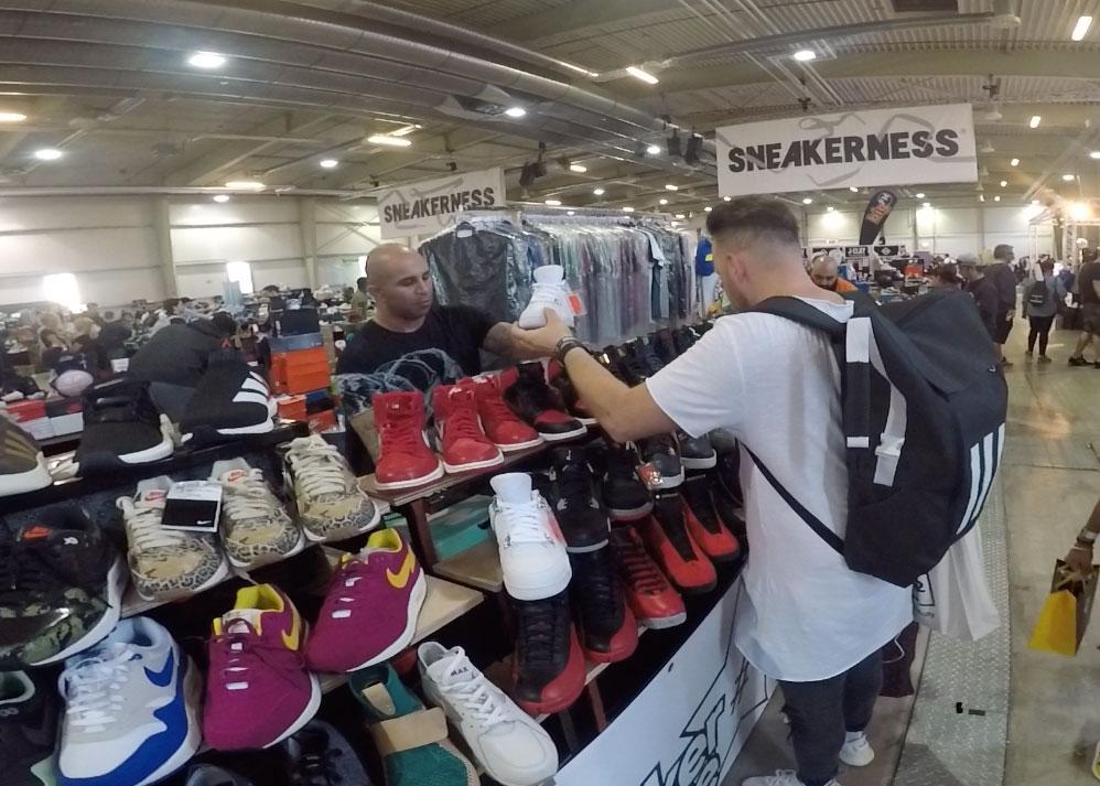 Amikor van a méretedben a keresett sneaker: felbecsülhetetlen.