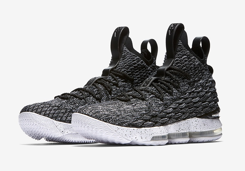 Lebron 15 (Ashes)