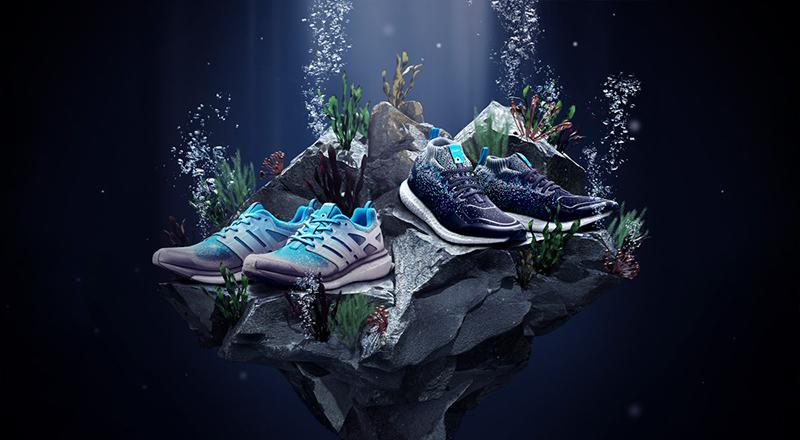 Packer Shoes x Solebox x adidas Consortium Silfra Rift Collection