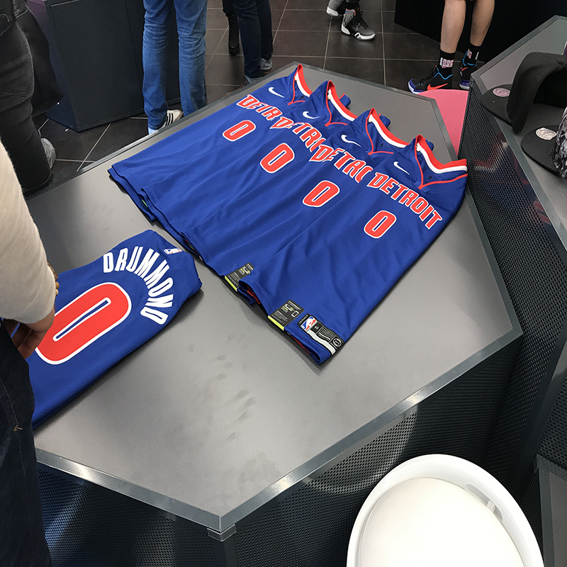 Rapcity NBA Store Check