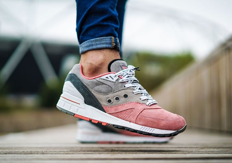 best website 9a540 576c1 Afew x Saucony Shadow Master 5000