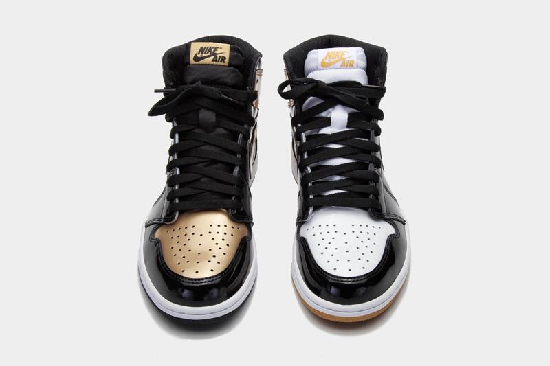 Jordan 1 Top 3 Gold