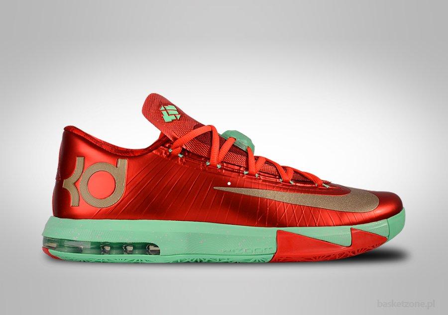 """Nike KD 6 ''Christmas"""""""