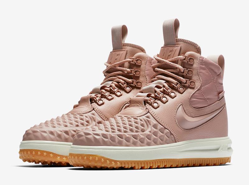 Nike Lunar Force 1 Duckboot pinkben a csajoknak