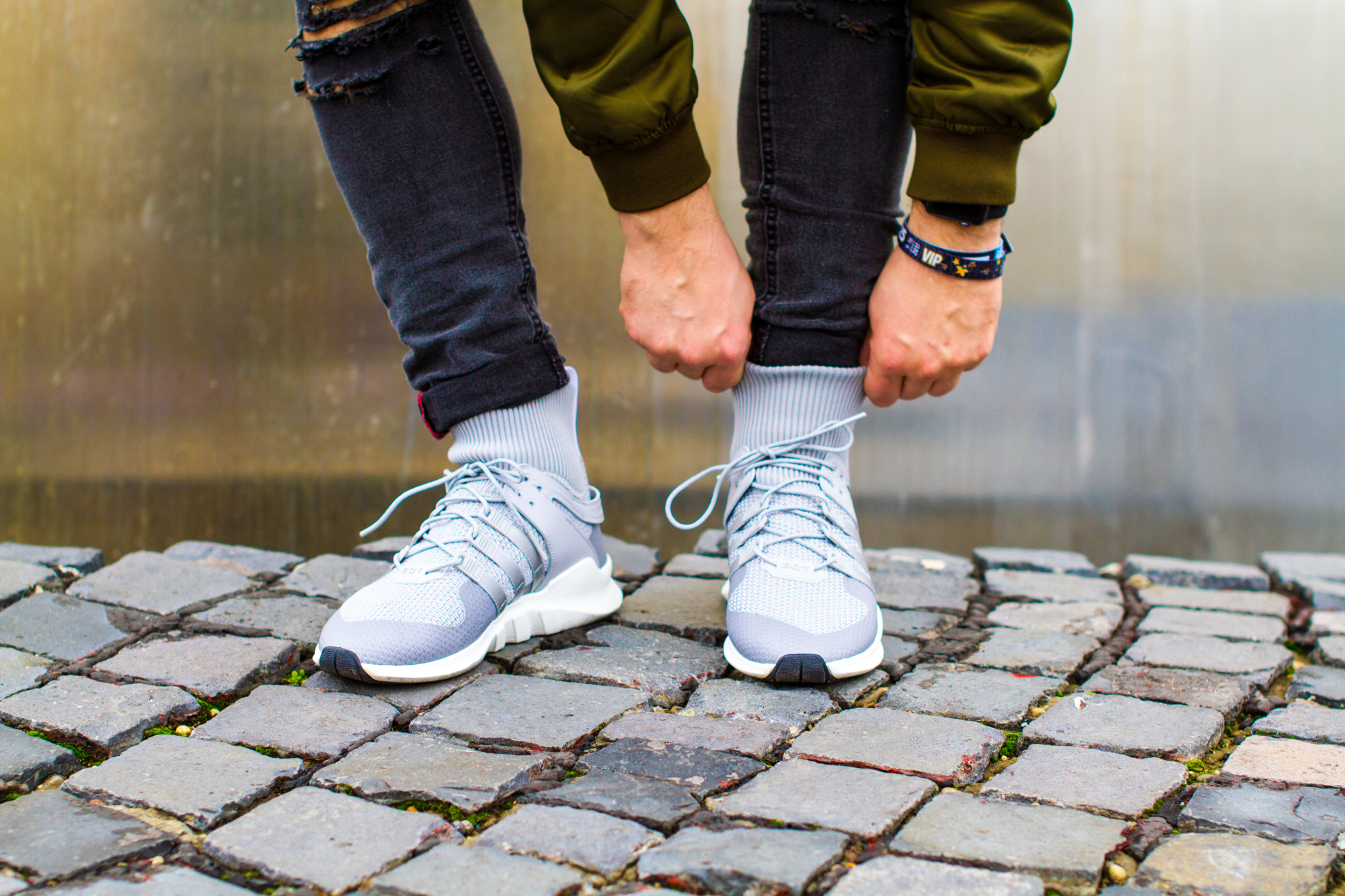 adidas EQT ADV Winter szürke