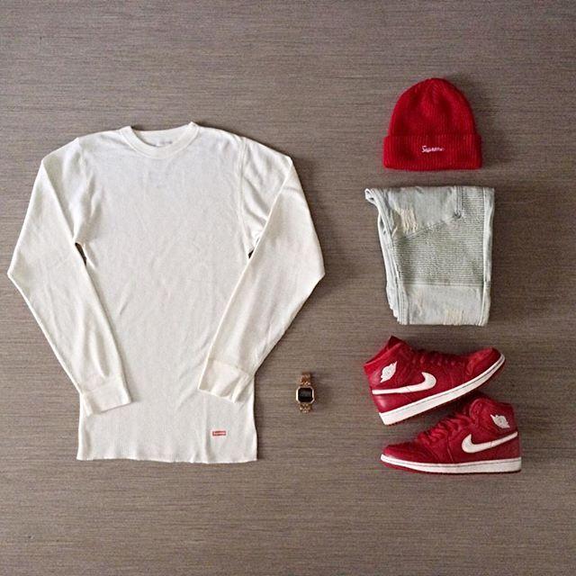 harmadik: a Gym Red stílusa