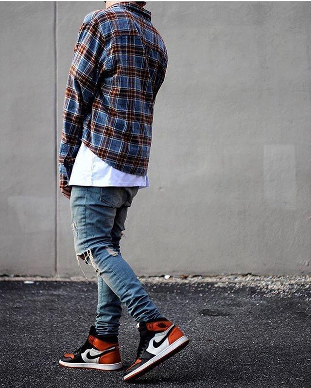 4. A legkedveltebb Shattered Backboard outfit