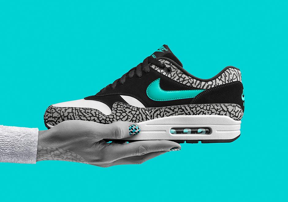 """Nike Air Max 1 """"Atmos"""""""