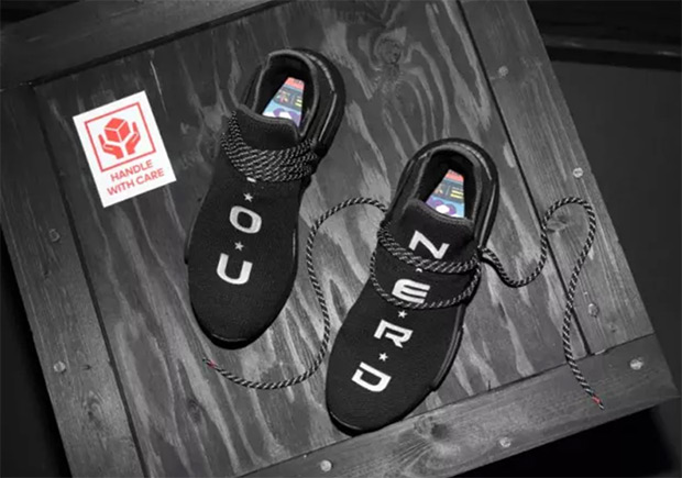 Pharell X Adidas N.E.R.D NMD